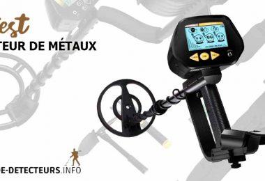 INTEY détecteur de métaux