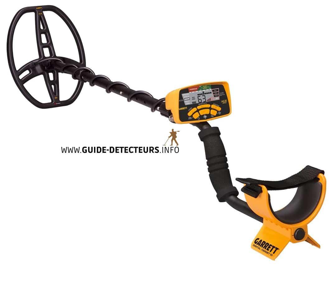 détecteur de métaux Garrett ACE 400i