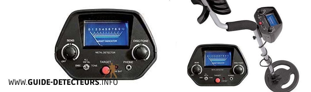 détecteur marcucci GC 1023