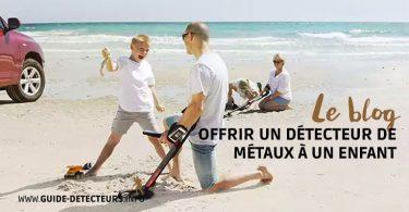 Offrir un détecteur de métaux